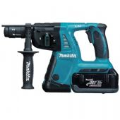 Makita BHR262TRDE LXT 36V Li-Ion SDS+ Rotary Hammer Drill with Quick Change Chuck (2 Batteries)